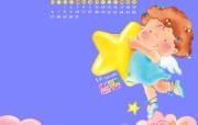 可爱儿童插画 幼儿故事书插图 2009 幼儿画报精美插画壁纸第四集 插画壁纸