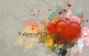 爱的心爱情主题CG设计壁纸 插画壁纸