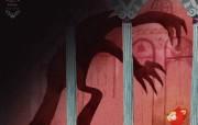 阿狸的梦之城堡 壁纸5 阿狸的梦之城堡 插画壁纸