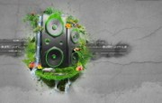 Audio Jungle 创意设计壁纸 Audio Jungle 主题设计壁纸 插画壁纸