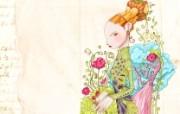 另类风格 个性插画设计壁纸 1600 1200 插画设计大杂烩第十三辑 插画壁纸