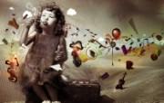 Creativity Explore 创意个性合成壁纸 1600 1200 插画设计大杂烩第十三辑 插画壁纸