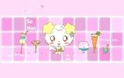 Copy Cat 甜蜜系列 如此火热桌面壁纸 Copy Cat 烤猫卡通壁纸 插画壁纸