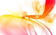炫彩视觉 多色系抽象色彩壁纸 第七辑 1920 1200 柔和光线 抽象背景色彩壁纸 多色系抽象色彩CG壁纸七 插画壁纸