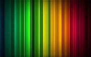 多色系抽象色彩五 插画壁纸