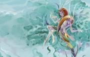 30张 电脑绘画设计 illustrator art desktop wallpaper 俄罗斯插画设计一 插画壁纸