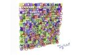 纯数学产物 3D立体分形艺术图案 3D Fractal Art Toy Wall 分形艺术创作壁纸三 插画壁纸