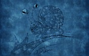高清晰Vladstudio 壁纸 三 创意可爱插画篇 蜗牛 Vladstudio 创意可爱插画壁纸 高清晰Vladstudio 壁纸三创意插画篇 插画壁纸