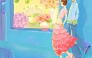 韩国插画壁纸系列 Seol插画作品 插画壁纸