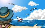韩国HARU插画作品第二辑 插画壁纸