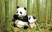 韩国卡通壁纸 古惑狗MONK 韩国卡通古惑狗MONK Desktop Wallpaper of Cartoon Dog Panda 韩国卡通壁纸古惑狗MONK 插画壁纸