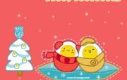 韩国卡通壁纸I LOVE EGG 可爱蛋蛋 插画壁纸