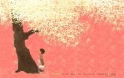 韩国插画名家系列 Soo Hyun 可爱柔美插画 韩国插画 Soo Hyun 可爱柔和插画壁纸 韩国 SooHyun 可爱柔美插画 插画壁纸