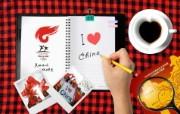 北京奥林匹克 创意设计壁纸 韩国唯美精品CG设计集 插画壁纸