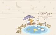 韩国zooton卡通壁纸 插画壁纸