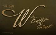 I Love Typography 宽屏设计壁纸 Buffet桌面壁纸 I Love Typography 宽屏设计壁纸 插画壁纸