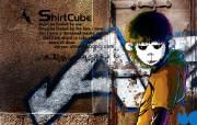 街头风格 Shirt cube 超酷壁纸 插画壁纸
