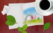 精彩创意 春天主题设计壁纸 设计艺术 韩国创意设计插画壁纸 1920 1200 精彩创意春天主题设计壁纸 插画壁纸