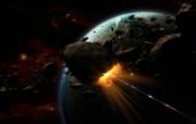 科幻宇宙星球CG壁纸 插画壁纸