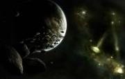 Abditus 科幻宇宙星球CG壁纸 插画壁纸