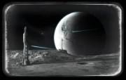 地球2250年 科幻宇宙星球CG壁纸 插画壁纸