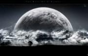 Rise of a planet 科幻宇宙星球CG壁纸 插画壁纸