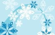 蓝色冬季 冬季雪花矢量背景 雪花 冬季主题矢量背景图片 1920 1600 蓝色冬季冬季雪花矢量背景 插画壁纸