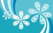 蓝色冬季 冬季雪花矢量背景 冬季主题矢量花纹背景图片 1920 1600 蓝色冬季冬季雪花矢量背景 插画壁纸