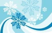 蓝色冬季 冬季雪花矢量背景 雪花矢量图片 冬季主题矢量背景 1920 1600 蓝色冬季冬季雪花矢量背景 插画壁纸