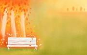1920 1440 painter 风景插画 童话秋天插画壁纸 Painter 水彩风格童话秋天插画壁纸 插画壁纸