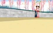 Parang 韩国插画壁纸 插画壁纸