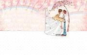 韩国插画名家系列 parang插画壁纸 亲吻情侣 可爱韩国插画壁纸 Parang 韩国插画壁纸 插画壁纸