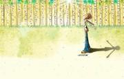 韩国插画名家系列 parang插画壁纸 韩国清新风格插画壁纸 Parang 韩国插画壁纸 插画壁纸