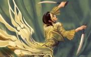 奥地利插画家Fafi Adrian Zulkarnain 插画 1920 1200 奇幻女性插画优秀插画大师作品欣赏第七辑 插画壁纸