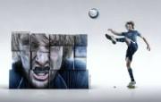 流行设计元素 People Box 足球 创意设计壁纸 Seventh Street 创意设计壁纸 插画壁纸