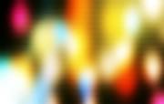视觉印象 多色系抽象色彩视觉效果 霓虹之光 抽象色彩视觉壁纸 视觉印象多色系抽象色彩壁纸 插画壁纸