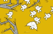 Valerydesignwrks 加拿大潮流插画设计壁纸 插画壁纸