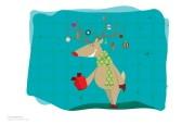 加拿大卡通插画图片壁纸 Valerydesignwrks 加拿大潮流插画设计壁纸 插画壁纸