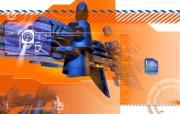 未来科技数码合成壁纸 未来科技电脑CG设计壁纸 插画壁纸