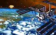 宇宙探索太空与航天CG插画二 插画壁纸