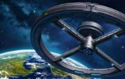 宇宙探索 太空与航天艺术图 第二辑 太空与航天CG壁纸 航天空间站图片 1920 1200 宇宙探索太空与航天CG插画二 插画壁纸