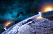 宇宙探索 太空与航天艺术图 第二辑 宇宙太空CG插画 高清晰太空CG壁纸 1920 1200 宇宙探索太空与航天CG插画二 插画壁纸