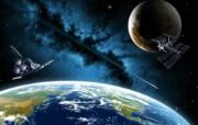 宇宙探索 太空与航天艺术图 太空艺术图 星球 太空 卫星图片 1920 1200 宇宙探索太空与航天艺术图 插画壁纸