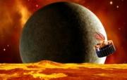 宇宙探索 太空与航天艺术图 Space Arts Digital images of Space and Artificial Satellite 宇宙探索太空与航天艺术图 插画壁纸