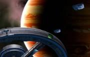 宇宙探索 太空与航天艺术图 太空艺术图 航天空间站图片 1920 1200 宇宙探索太空与航天艺术图 插画壁纸