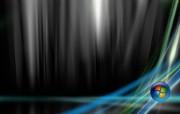 超高分辨率Windows Vista简约壁纸 创意壁纸