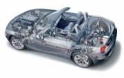 车模型壁纸 创意3D壁纸 创意壁纸
