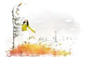 创意 花纹女孩壁纸 创意!花纹女孩壁纸! 创意壁纸