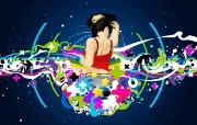 cool!潮流色彩与图案壁纸 创意壁纸
