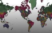 地图!我们的地球壁纸 创意壁纸